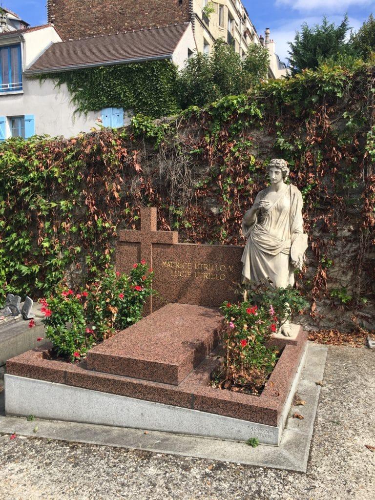 Utrilo cimetière