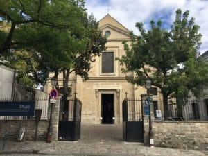 église Saint Pierre Montmatre