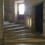 L'escalier d'honneur - Crédit photo : Sébastien Gouillard