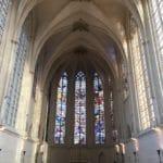 Intérieur de la Sainte-Chapelle - Crédit photo : Sébastien Gouillard