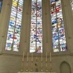 Chœur de la Sainte-Chapelle - Crédit photo : Sébastien Gouillard