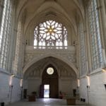 Nef de la Sainte-Chapelle - Crédit photo : Sébastien Gouillard