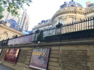 Read more about the article «Signac, les harmonies colorées», à voir à Jacquemart-André